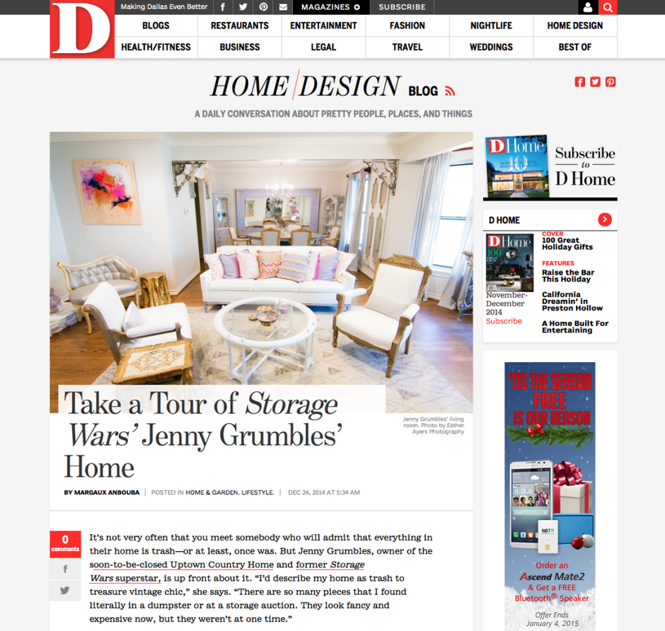 D Home/Design Article